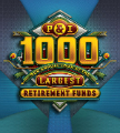 Top 1,000 pension funds back in positive territory